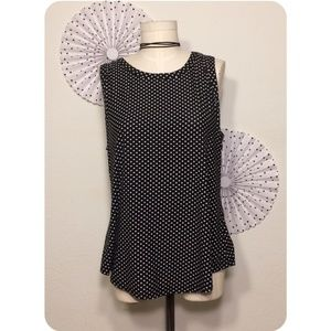 Rue+ Polka Dot Tank Top